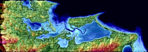 High Resolution Mapping Along the Coastal Zone - https://geomatics.one