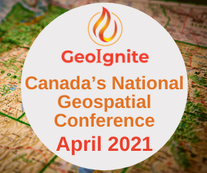 MDA Platinum Sponsor of Canada's National Geospatial Event: GeoIgnite 2021