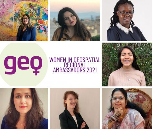 Women in Geospatial+