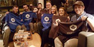 Fredericton GoGeomatics Group on trivia night