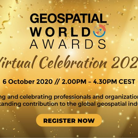 Geospatial World Awards 2020 goes digital