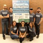 University of Calgary Geomathon: Geospatial Graduate Design Hack-a-thon a success