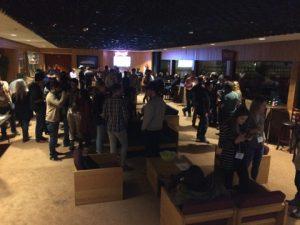 Attendees at GoGeomatics Social Night