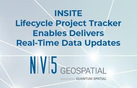 INSITE Lifecycle Project Tracker Enables & Delivers Real-Time Data Updates