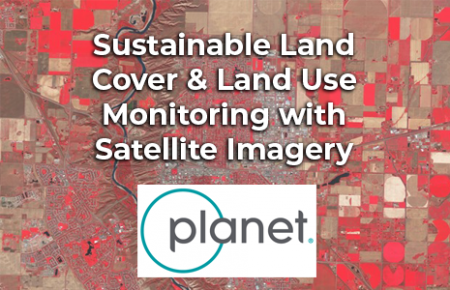 Sustainable Land Cover And Land Use Monitoring with Satellite Imagery
