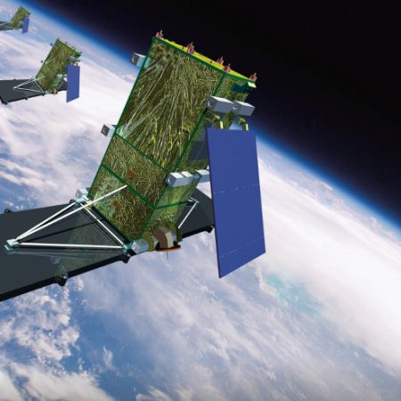 Successful launch of Canadian RADARSAT Constellation Mission
