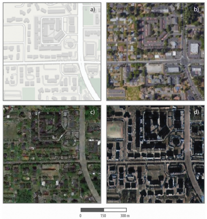 International Geospatial Briefing May 3: Growing problem of deepfake satellite images; Bird migration map shows huge influx into Michigan; Google Earth timelapse visualizes human footprint; Remote Sensing to study chimoanzees; Mapping of childhood undernutrition in India