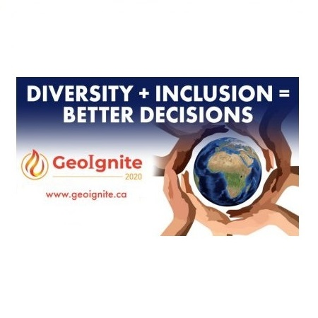 GeoIgnite 2020 Video: Diversity in Leadership Panel