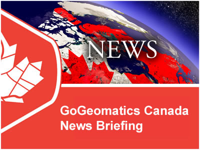 Your Canadian Geospatial Briefing for September 3rd ...