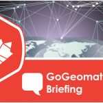 Your Global Geospatial Briefing for September 25th: Geospatial cloud; UK satellites; Geo Week; drone technology; AI dam repair projects