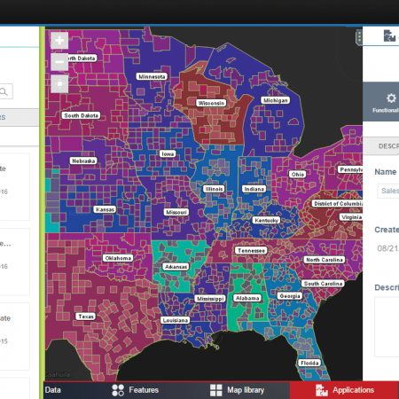 Discover Business Geografic's GEO Software platform