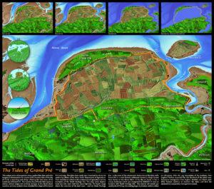 Map: Marcel Morin