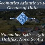 Confirmed Organizations attending November Geomatics Atlantic 2018 Oceans of Data Conference in Halifax