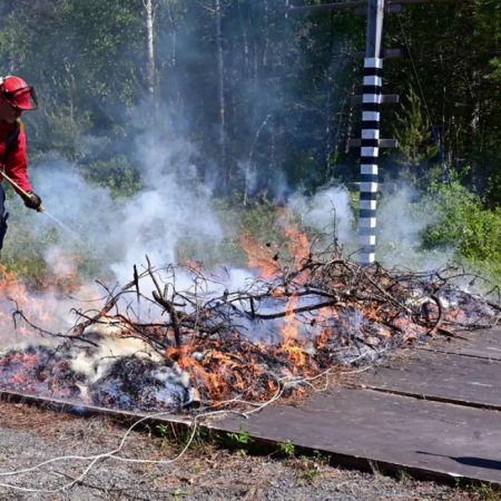 Your Canadian Geospatial Briefing for June 29th: New tech against wildfires; Bathymetric Lidar mapping; COVID-19 effect Heat maps; Eastern Canada DOT Power Platform; Tim Kopra as Vice President, Robotics and Space Operations of MDA